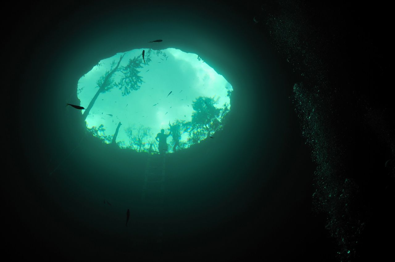 Calavera Cave, Mexico