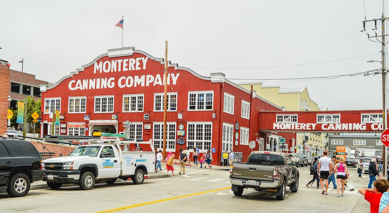 Cannery Row, Monterery, CA