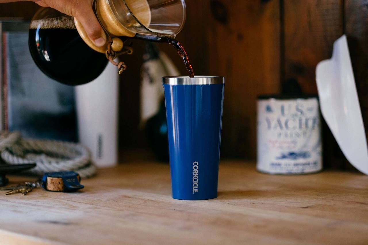 Corkcircle travel mug