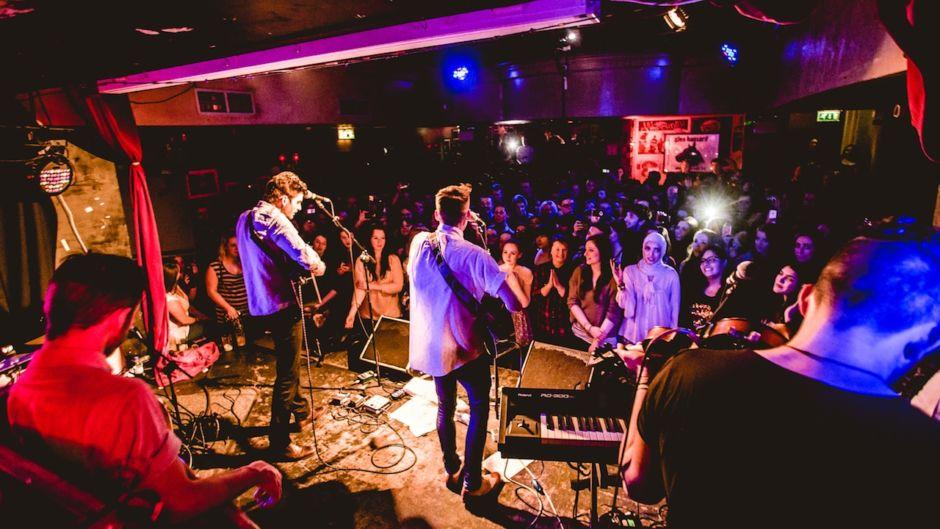Whelans live music Ireland Dublin