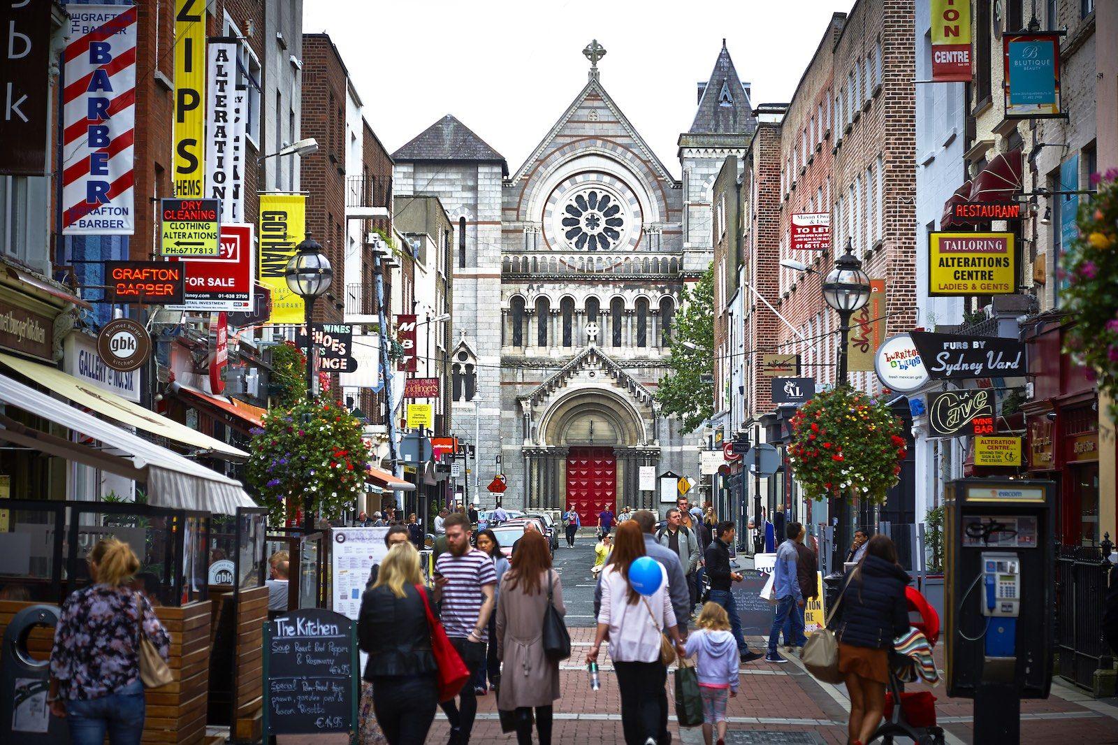 72 hours in Dublin