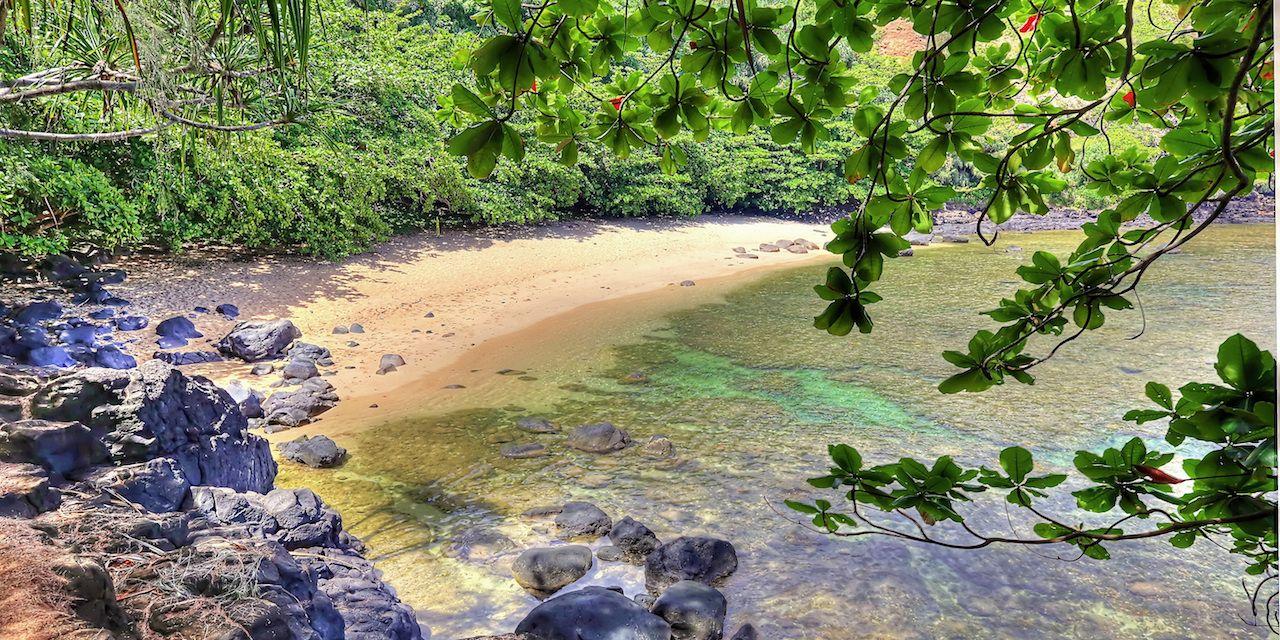 Hideaway Beach, Kauai