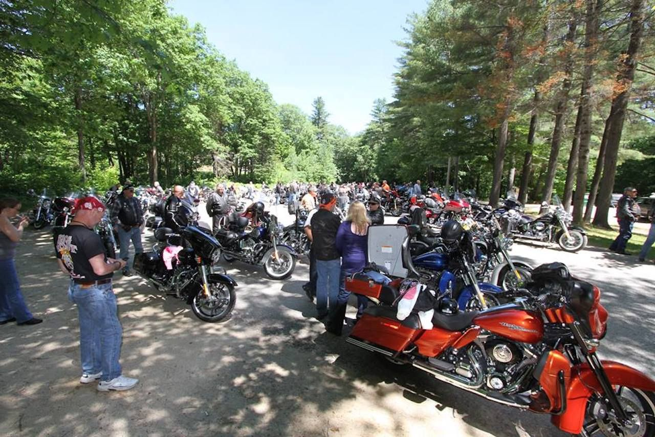 Laconia Motorcycle Week Rally