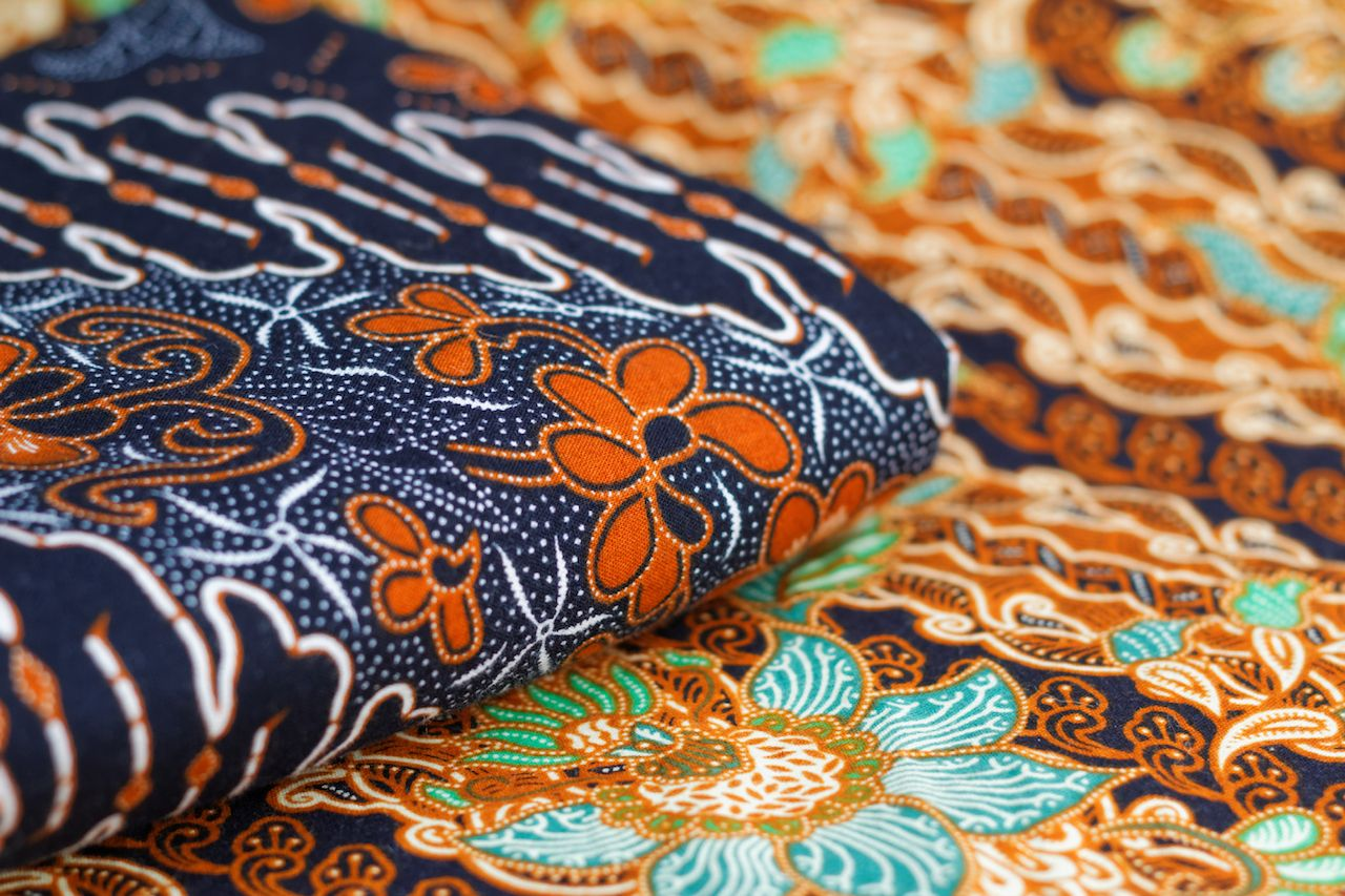Malaysian and Indonesian Batik