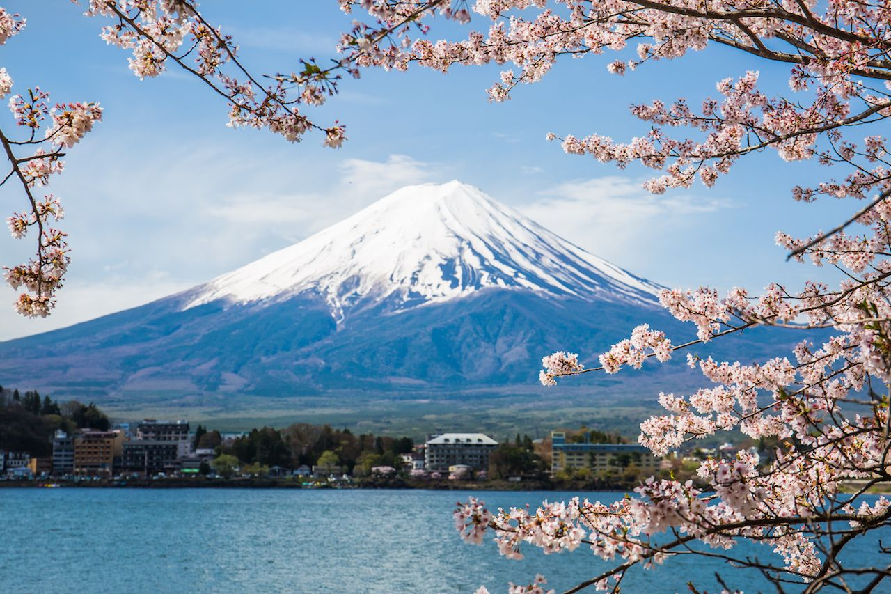 The best views of Mount Fuji