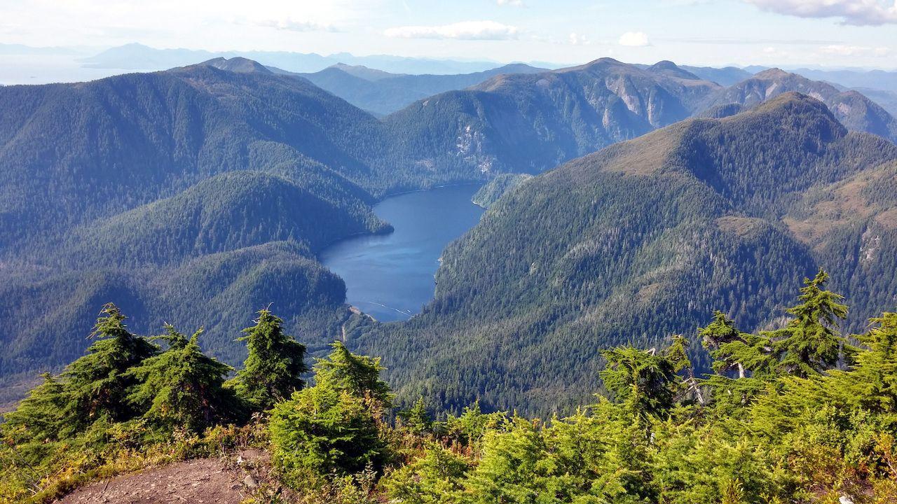 Mount Marathon Trail Alaska