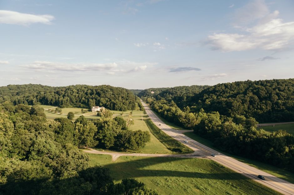 Natchez Trace Parkway Franklin Tennessee