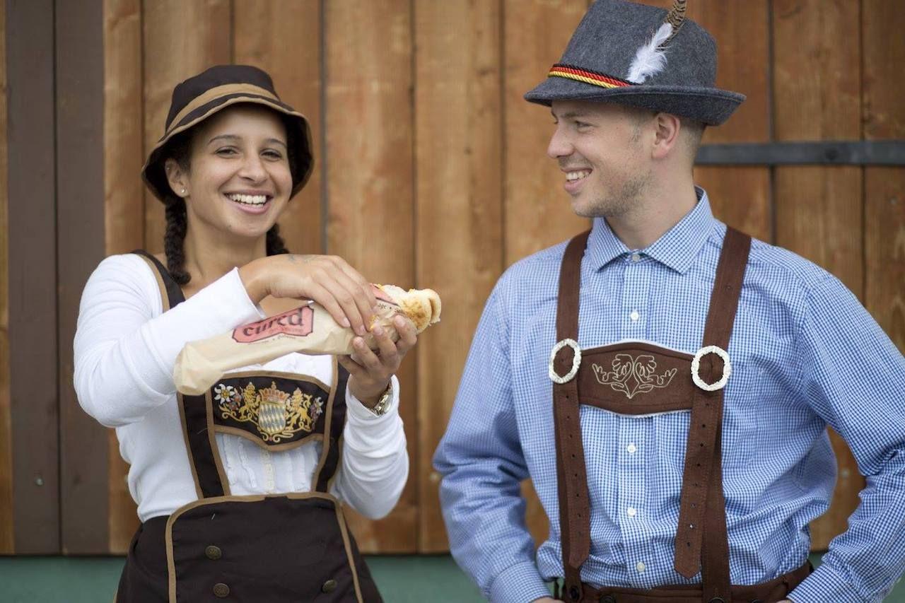 Oktoberfest in Leavenworth, Washington