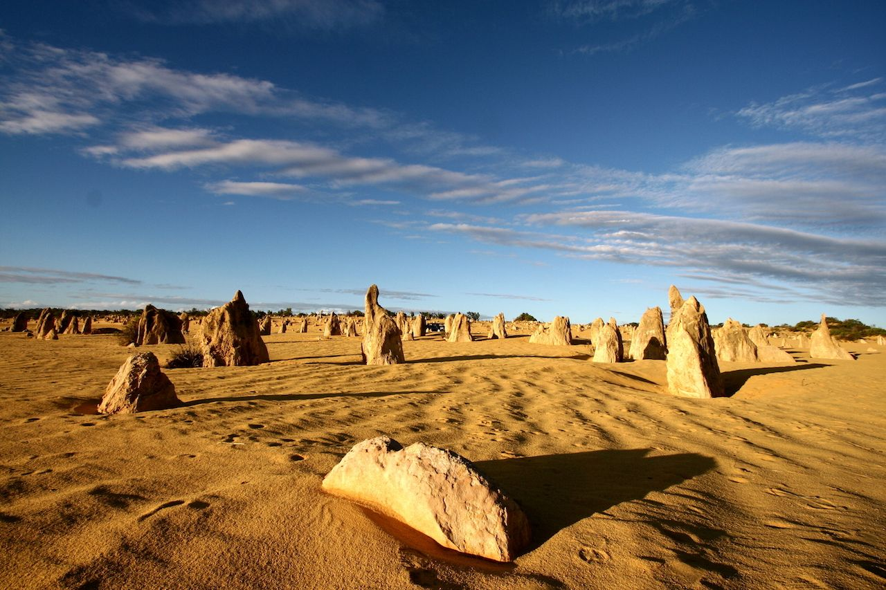 Pinnacles in Perth, AUS