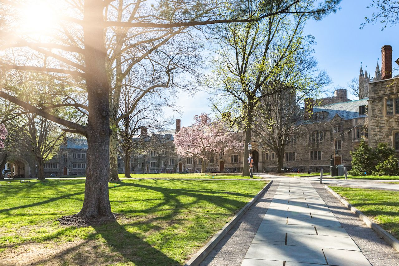 Most beautiful college campuses in the United States