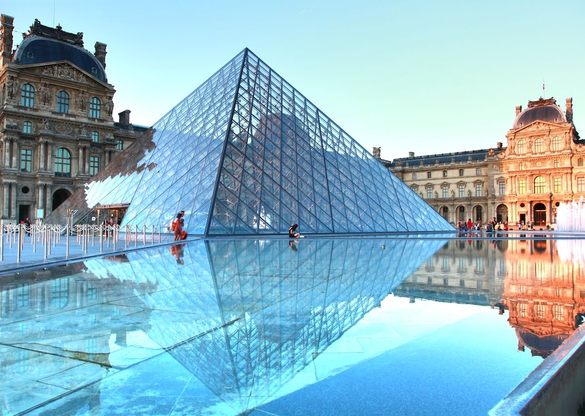 The 5 most famous works of legendary architect I.M. Pei, who passed away at 102