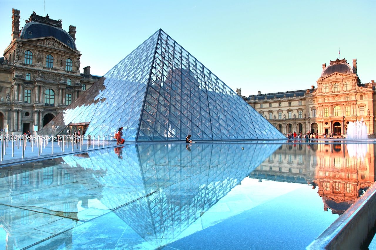 How to crush the Louvre in one day
