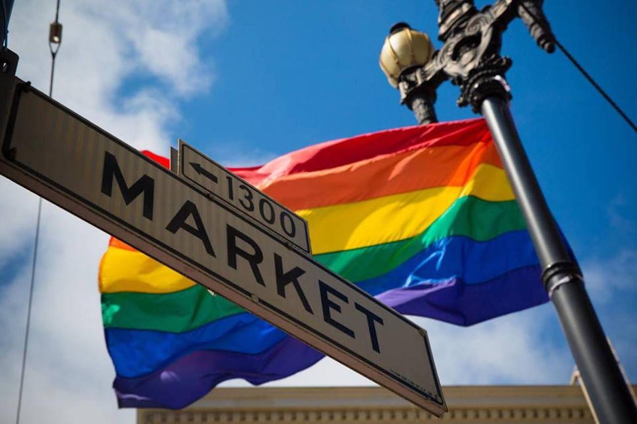 SF Pride Market Street