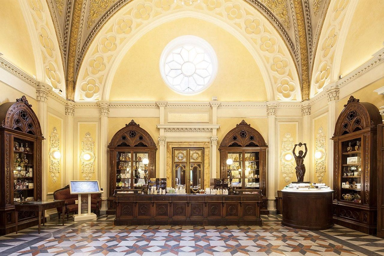 Santa Maria Novella, World's Oldest Pharmacy