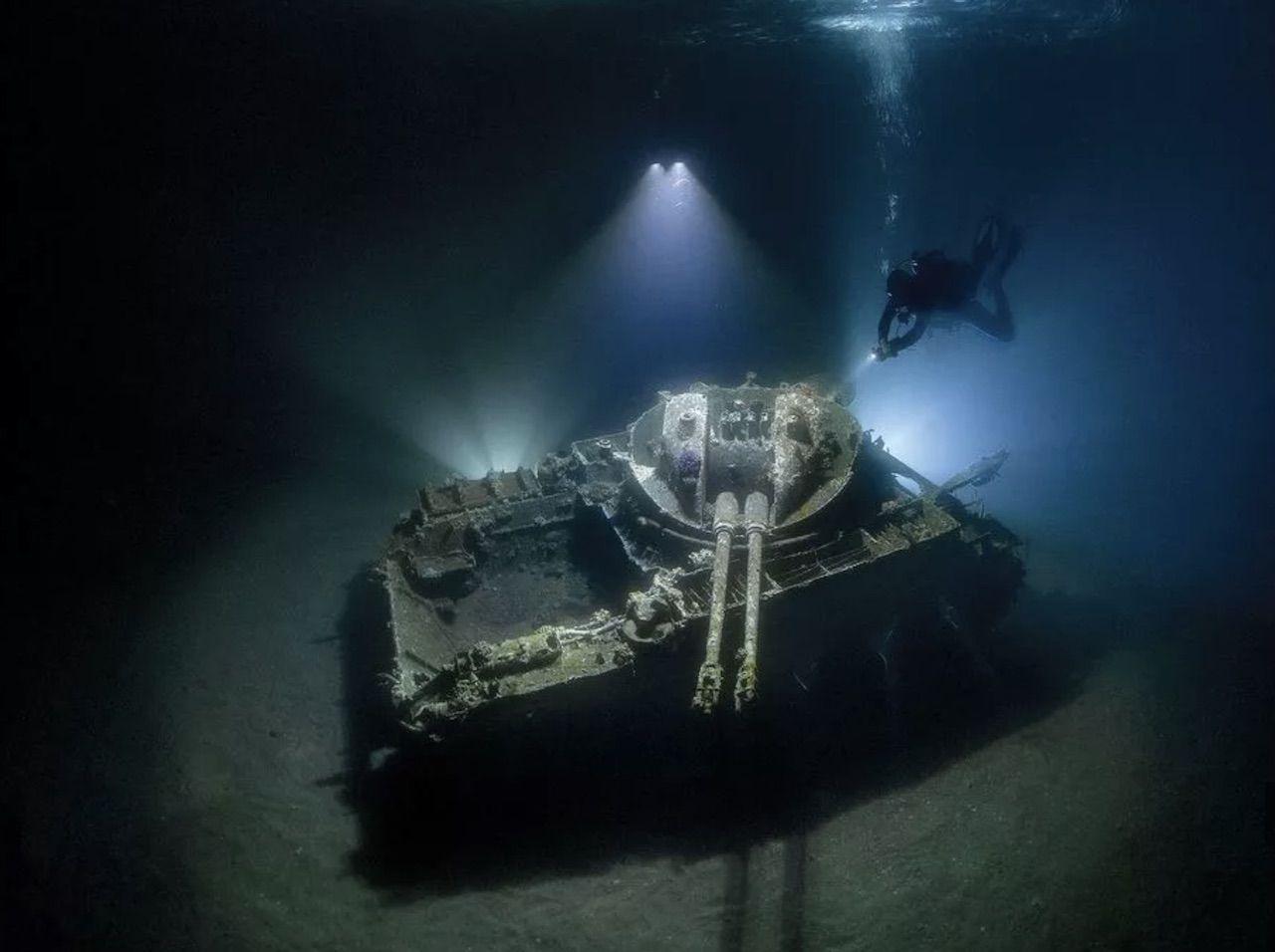 Scuba Diving magazine wide-angle winner