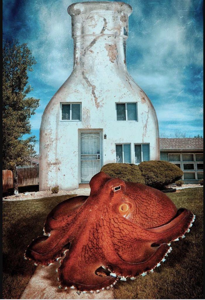 Scuba Diving magazine conceptual photo contest winner