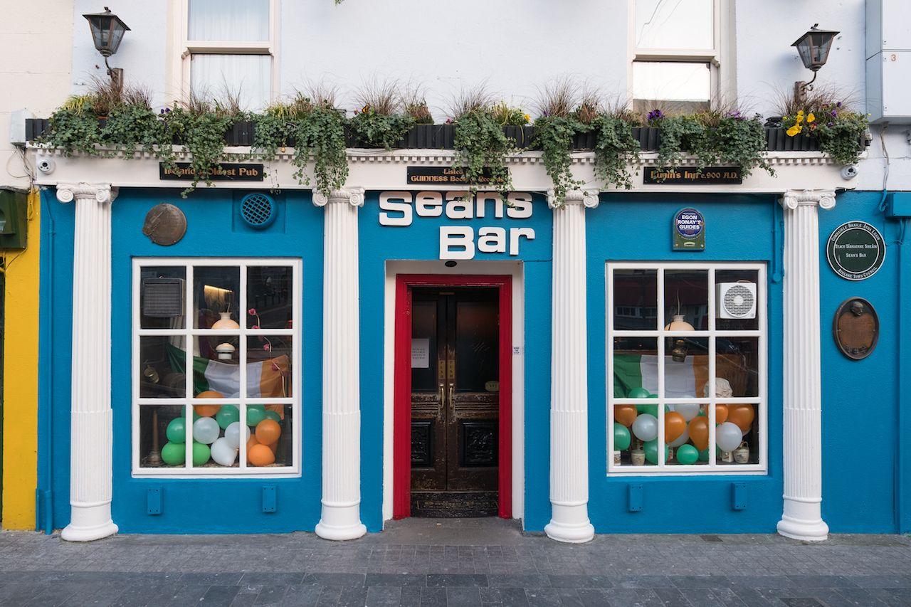 Sean's Bar, oldest bar in Europe
