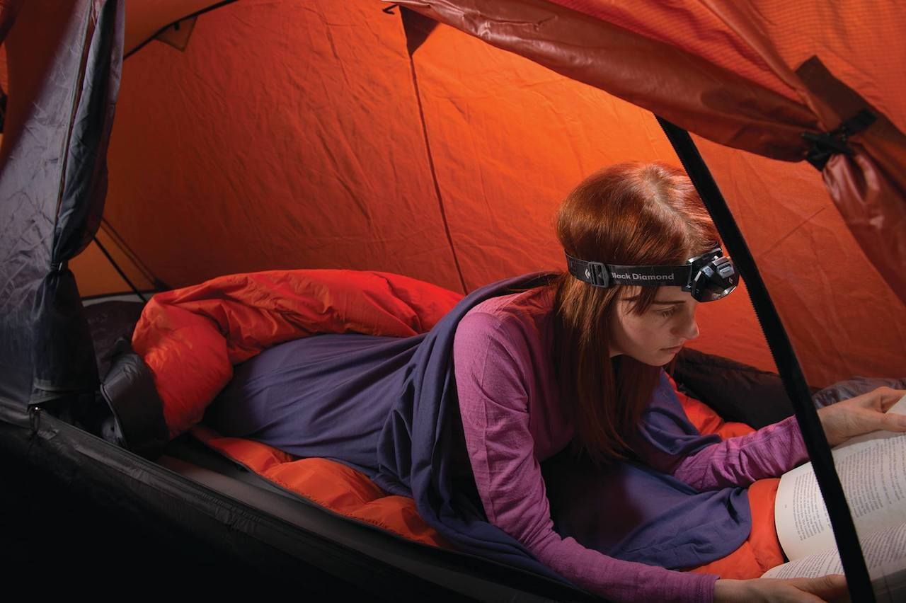 Seat to Summit sleeping bag