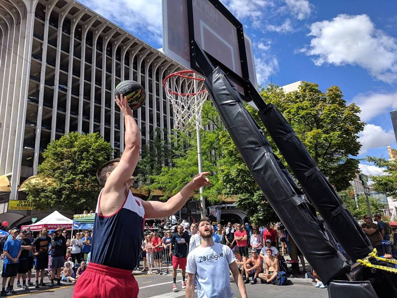 Spokane Hoopfest
