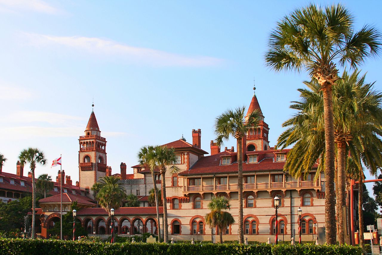 St. Augustine City Hall & Lightner Museum, Florida