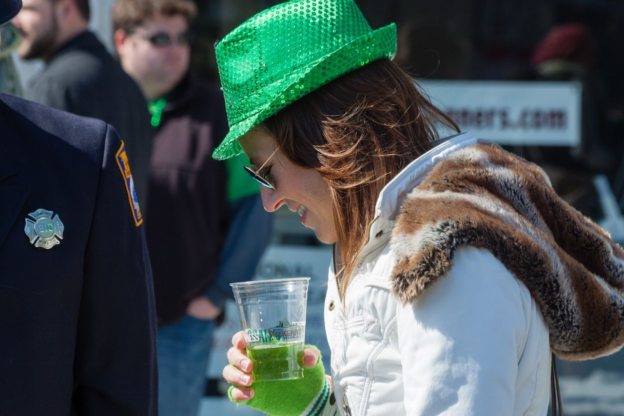 St. Patrick's Day in Connecticut