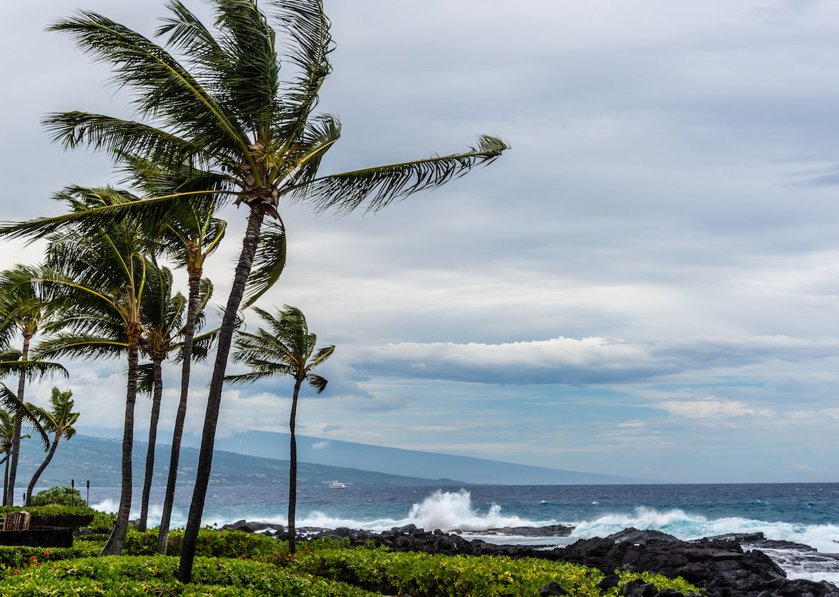 Hurricane Lane Set To Hit Hawaii With Category 5 Force