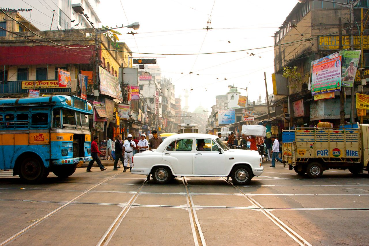 Road tripping through India guide