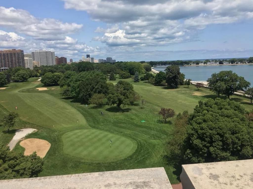 Sydney Marovitz Golf Course in Chicago