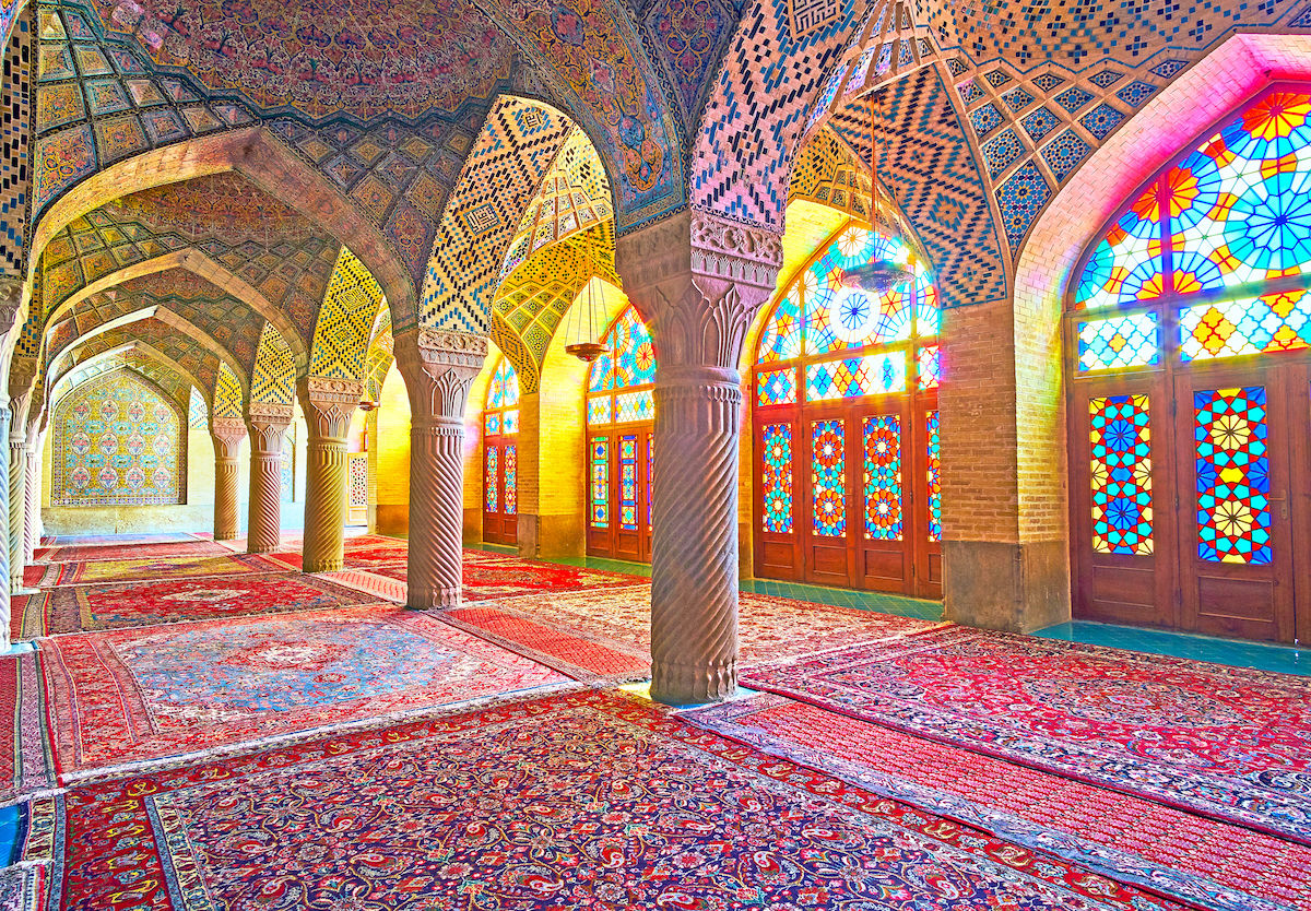 Beautiful mosque images in the world