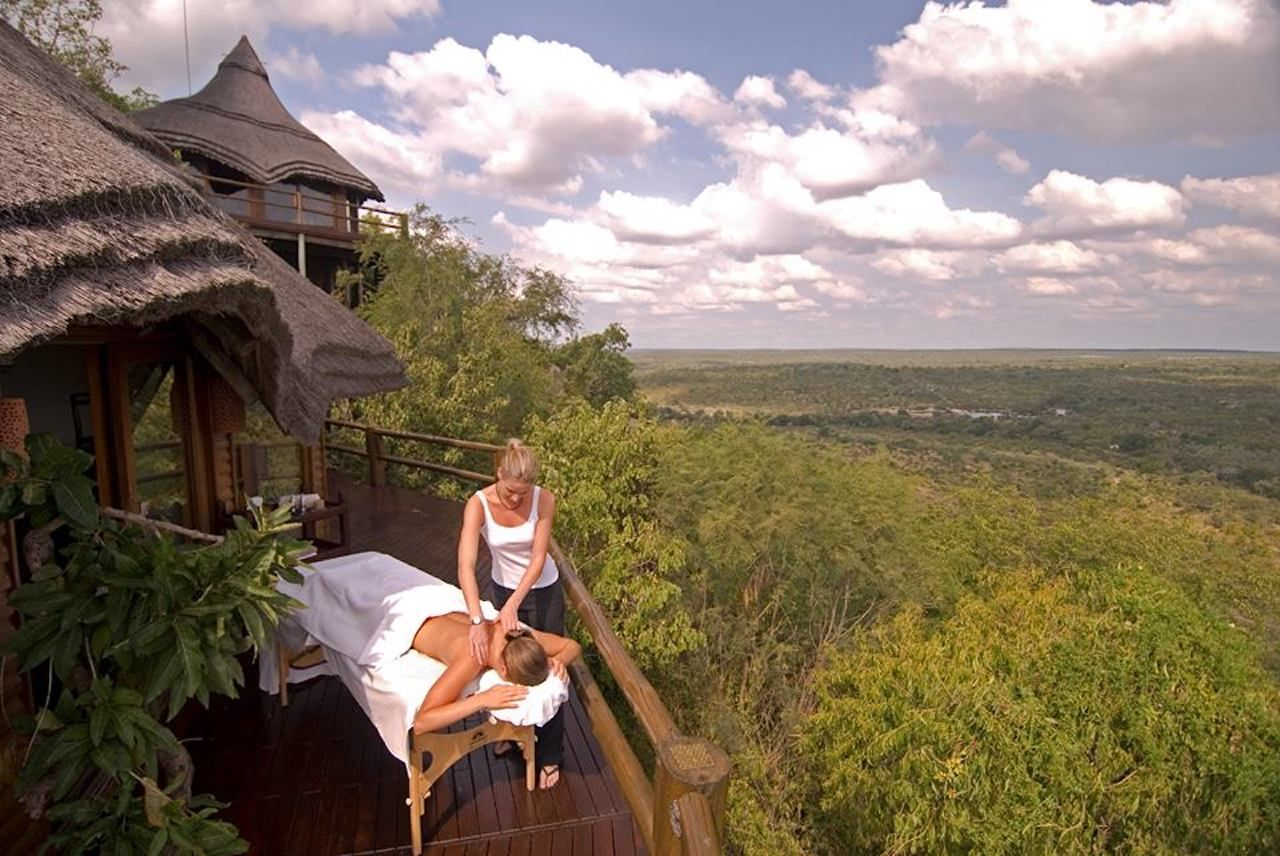 Ulusaba spa treatment