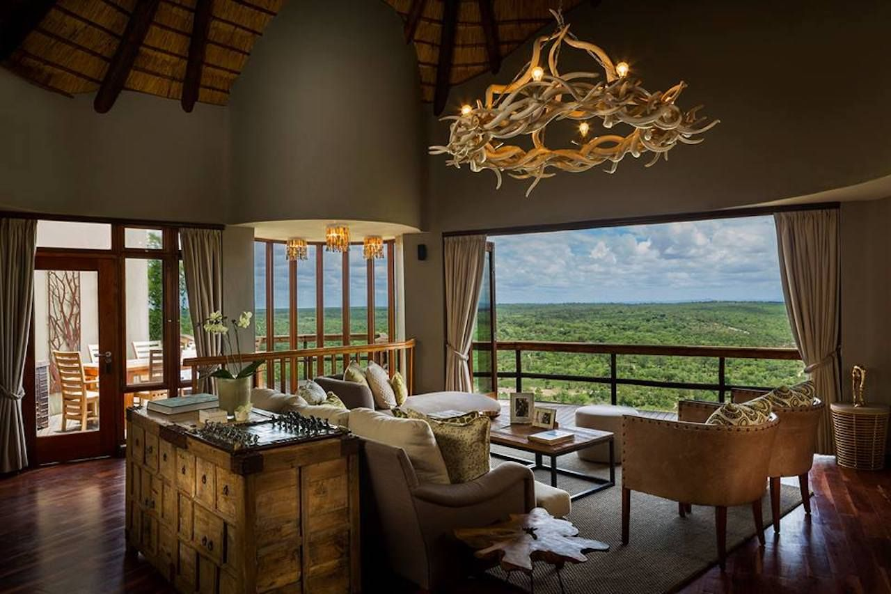 Ulusaba resort and spa interior