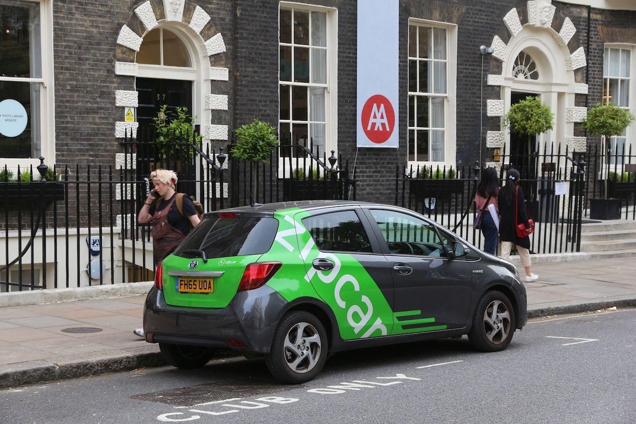 Zipcar in London