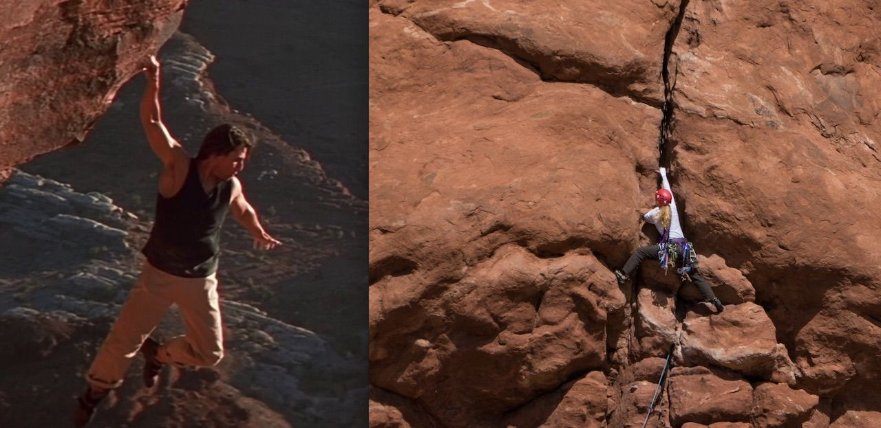 Movie stunts you can do in real life