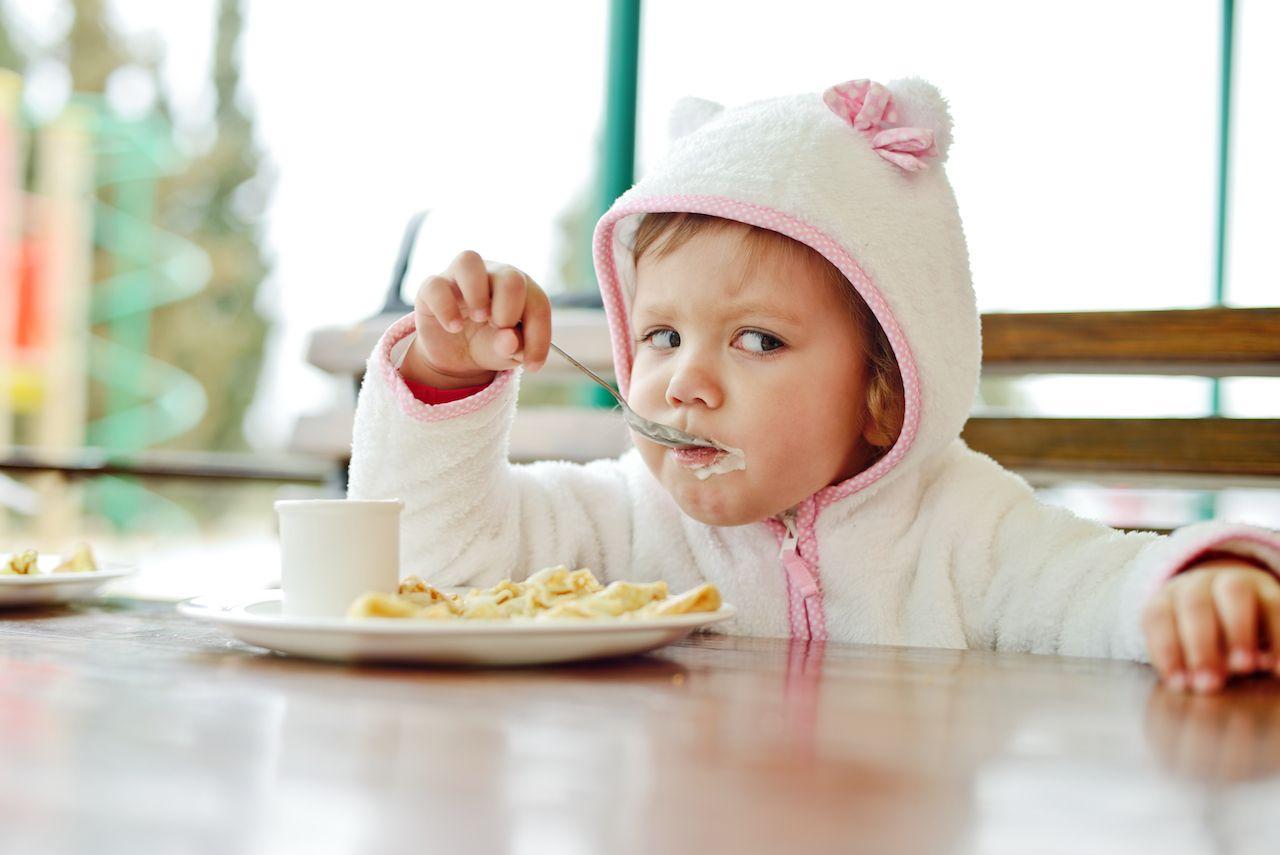 Restaurant in Germany bans children