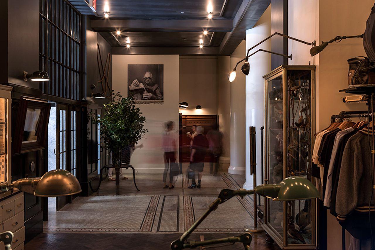 Ace Hotel NYC Lobby