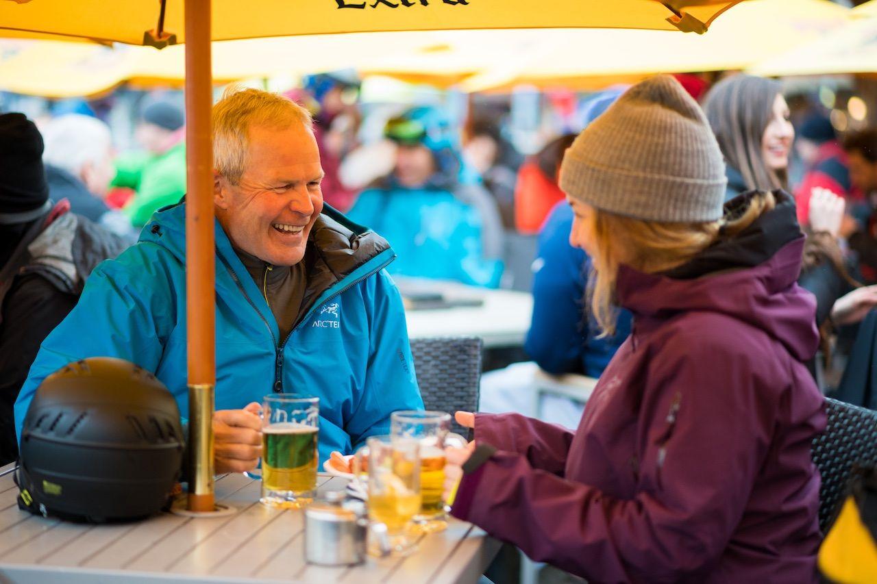 Longhorn Apres Whistler