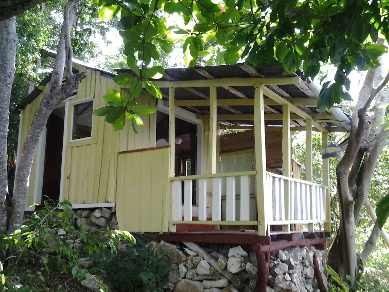 Artists Retreat Airbnb in Jamaica