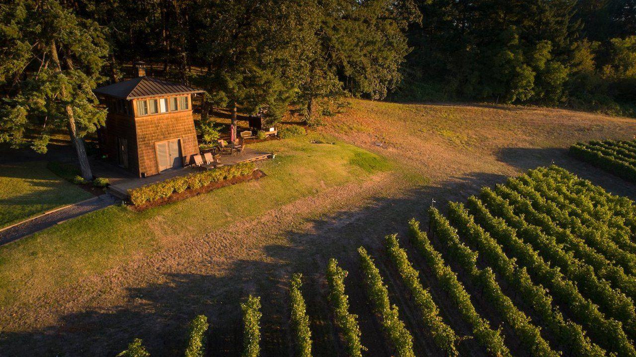 Beacon Cabin at Beacon Hill Winery