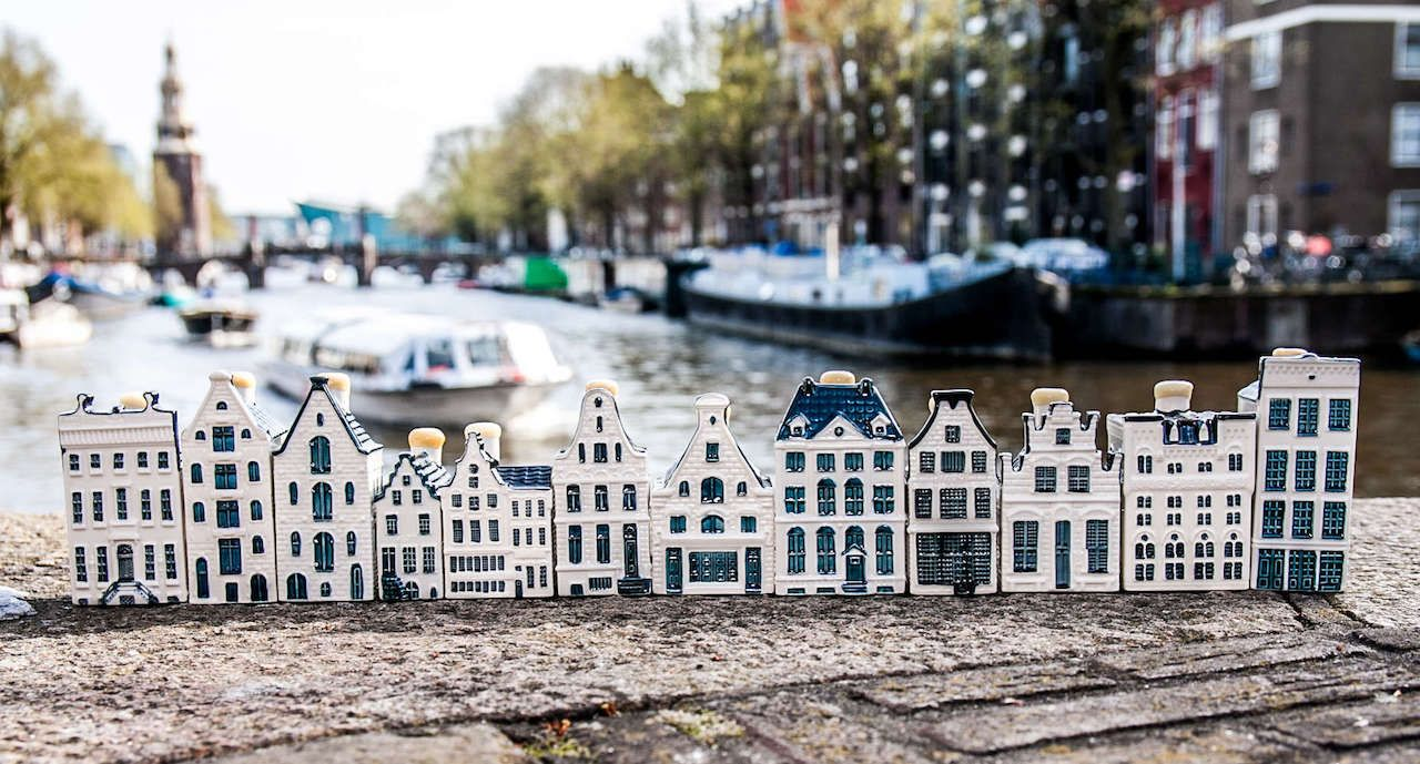KLM's adorable present