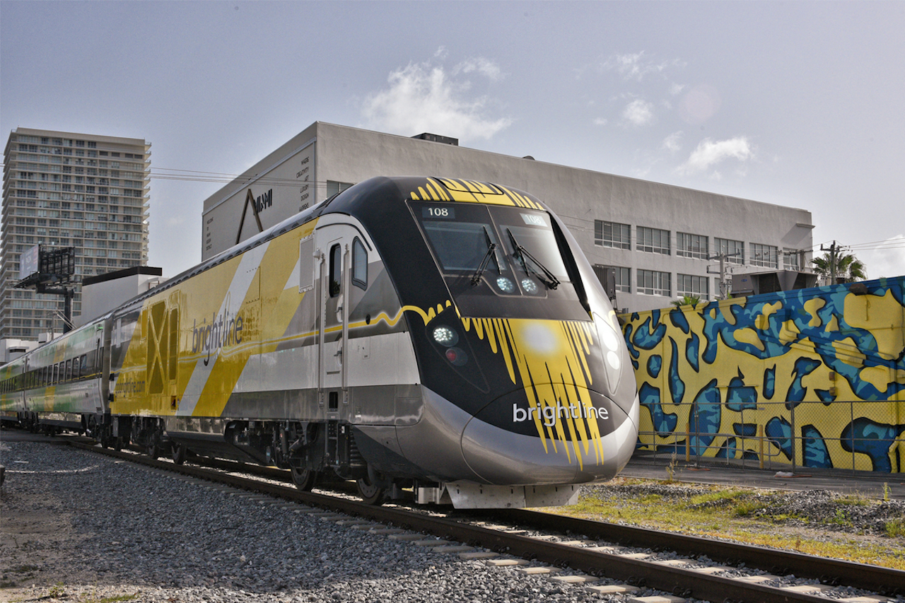 Train to link LA and Vegas in 2022