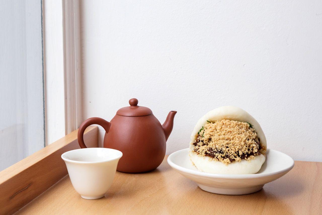 Classic Bao and Tea