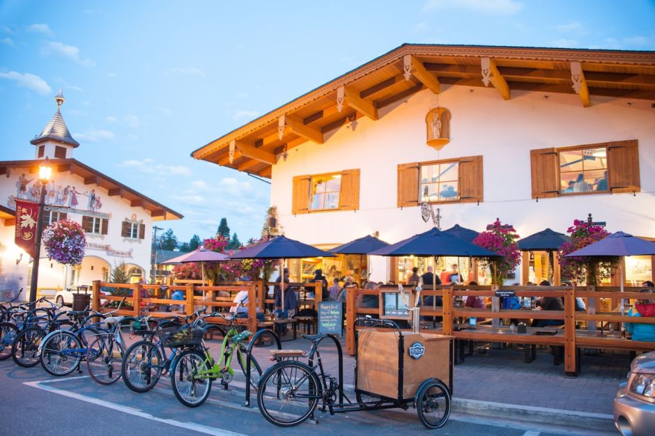 Icicle Brewing Company Leavenworth