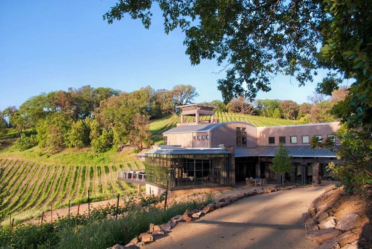Estate House at Gustafson Family Vineyards