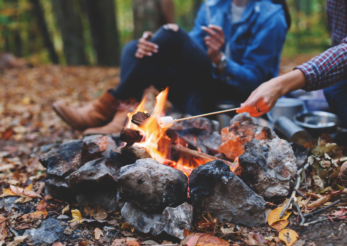 The best places to go camping in the South this fall