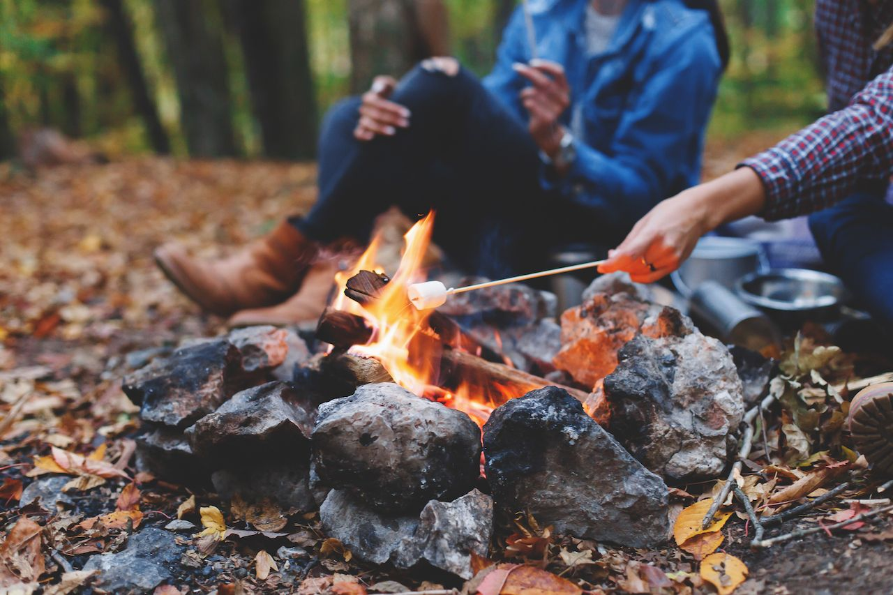 Best fall campsites in the South
