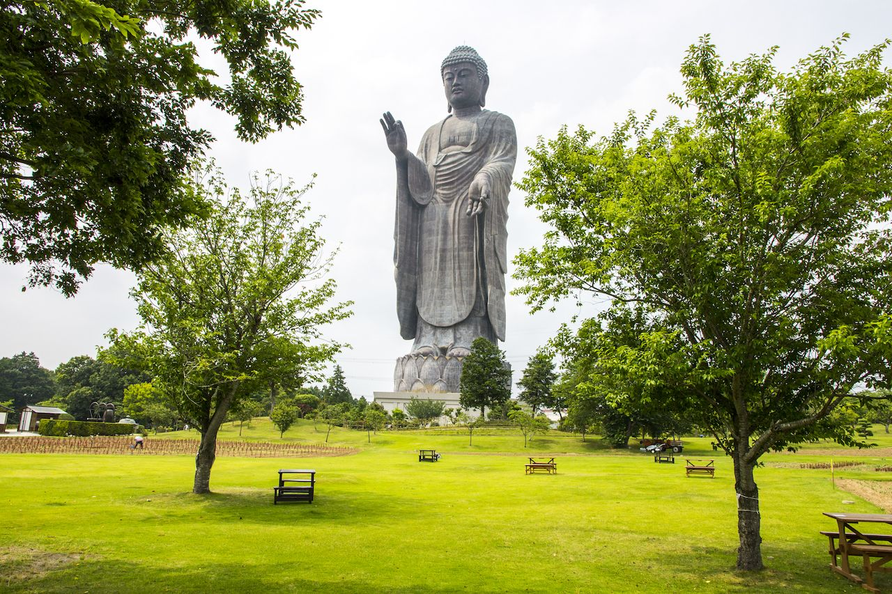 Great Buddha of Ushiku, Japan