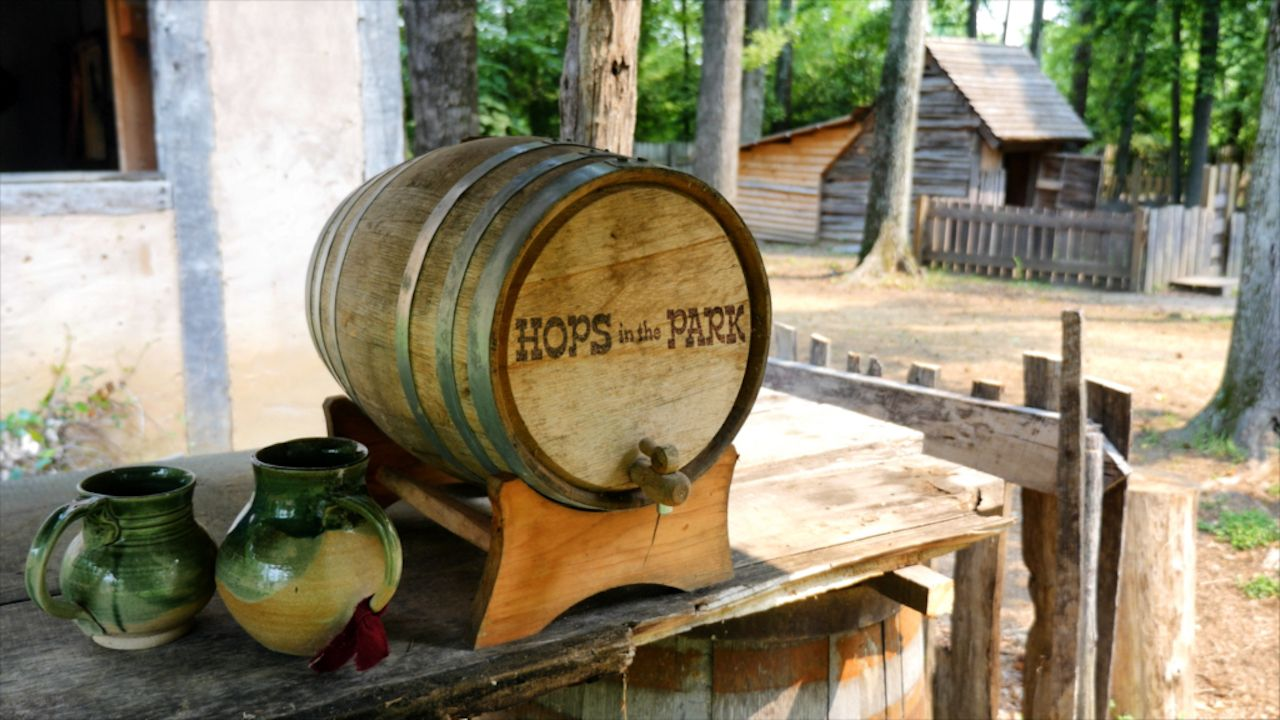 Hops in the Park festival, Virginia