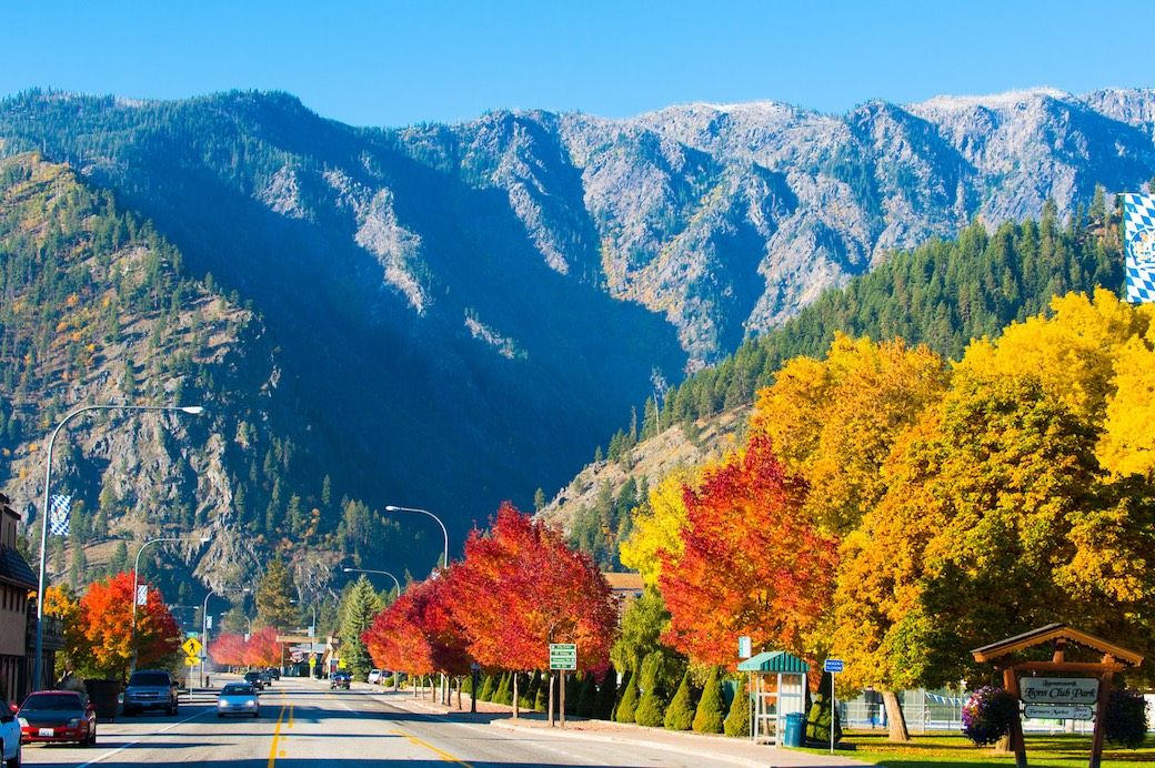 48 hours in Leavenworth, WA