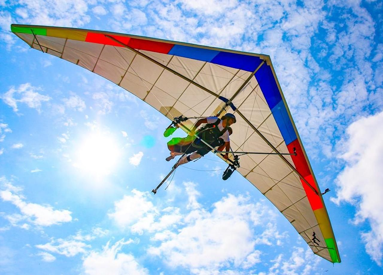 Lookout Mountain Hang Gliding in Chattanooga, TN