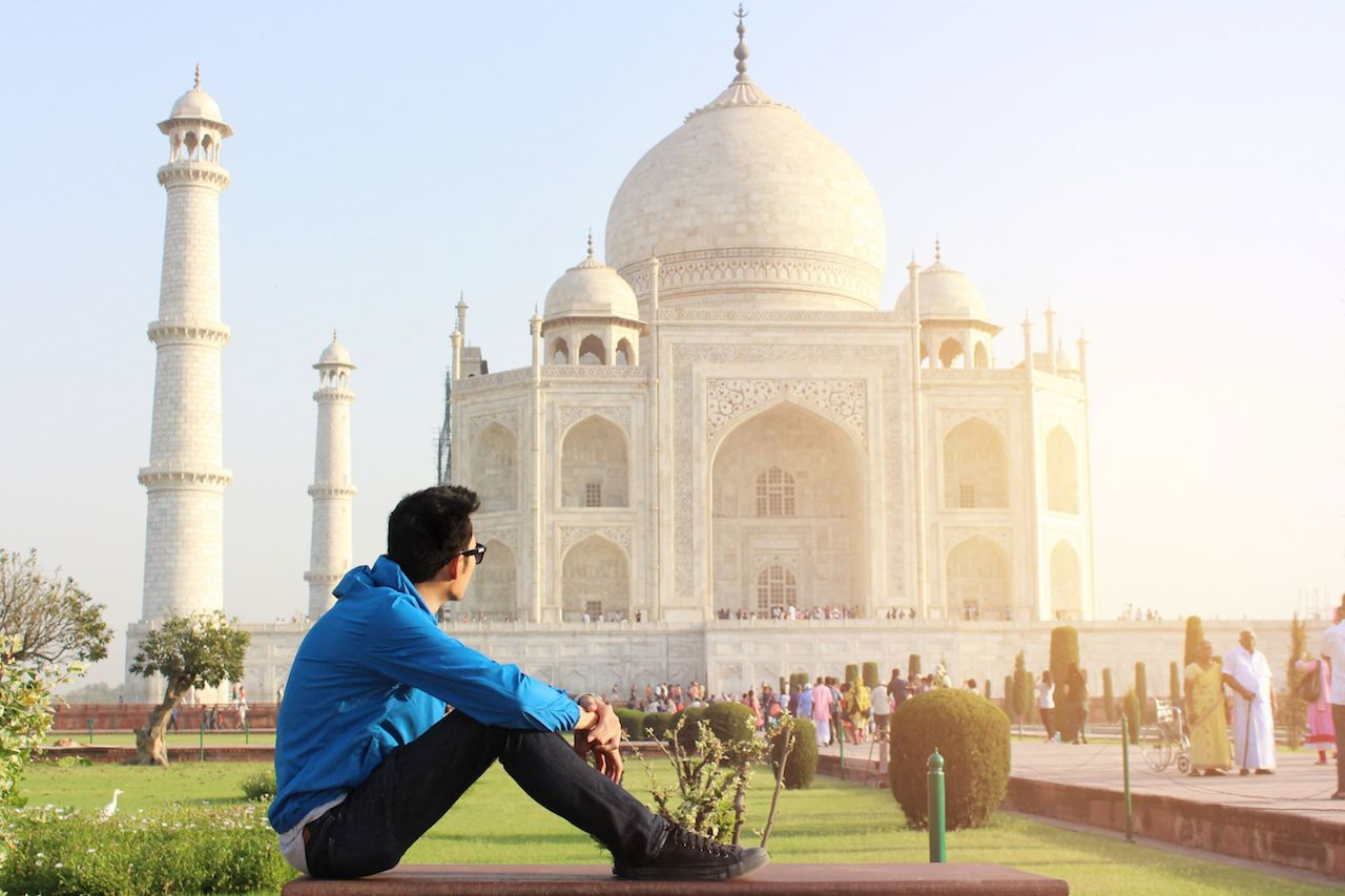 Fly cheap to Iceland and India